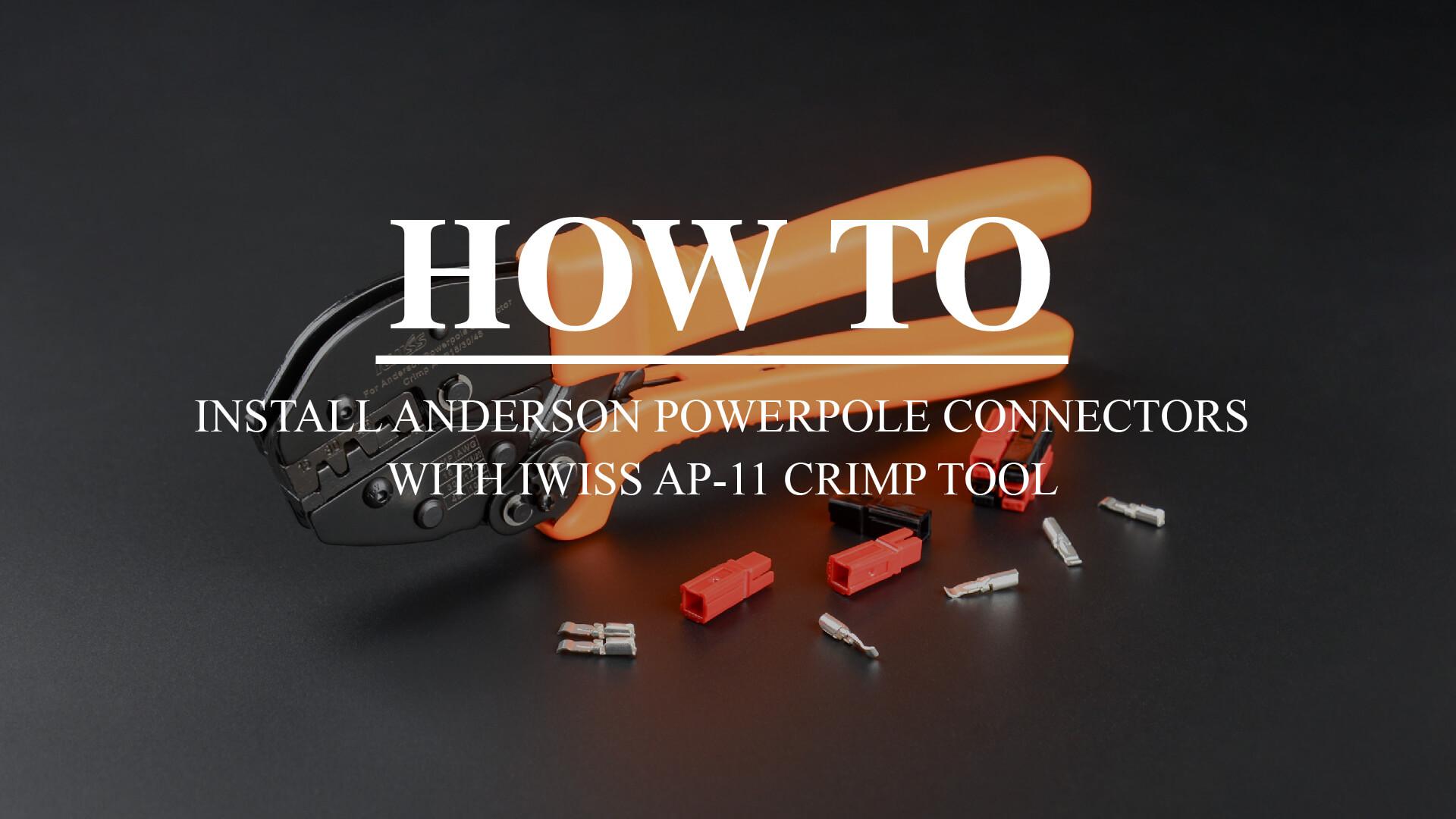 AP-11连接器压接工具