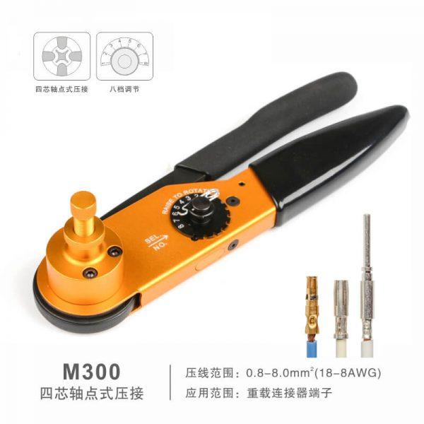 M300 工具应用范围